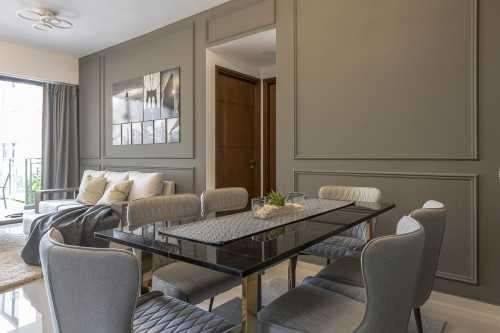 Modern Resale Condominium by Vitas Design