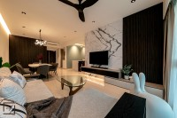 Contemporary New Condominium by Space Atelier Pte Ltd