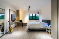 Modern Resale 4-Room HDB by Areana Creation Pte Ltd