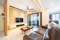 Contemporary Resale Executive HDB by Areana Creation Pte Ltd