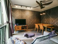 Scandinavian Resale 4-Room HDB by Elysian Design & Renovation