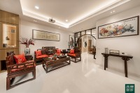Asian Resale Landed by Noble Interior Design