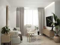 Scandinavian New 4-Room HDB by Honeycomb Design Studio