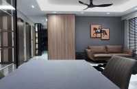 Industrial New 5-Room HDB by Juz Interior Pte Ltd