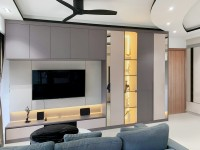 Modern New Condominium by Sky Creation