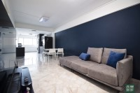 Modern Resale 3-Room HDB by Noble Interior Design