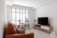 Scandinavian New 4-Room HDB by Zenith Arc