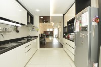 Contemporary Resale 3-Room HDB by Design Clinic