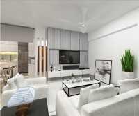 Scandinavian Resale 4-Room HDB by Design Clinic