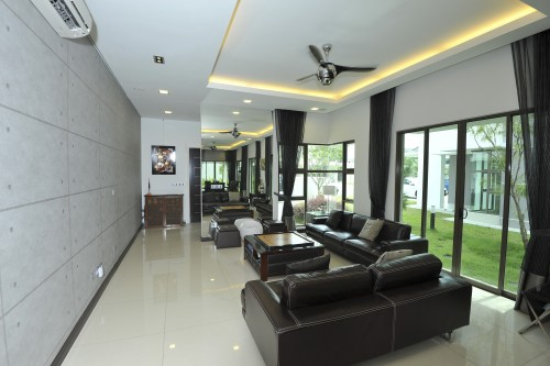 Modern New Landed by Design Clinic