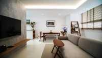 Contemporary Resale 4-Room HDB by M2 DECOR Pte Ltd