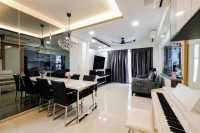 Modern New Condominium by Letz Interior