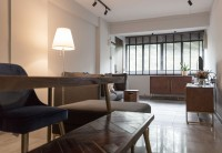 Contemporary Resale 3-Room HDB by Productions 创 Interiors