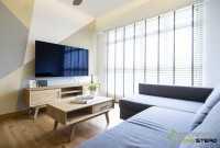 Scandinavian Resale 4-Room HDB by Starry Homestead Pte Ltd