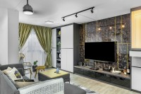 Minimalist Resale 5-Room HDB by Livspace