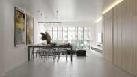 Modern New 5-Room HDB by Fyner Interior Pte Ltd