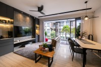 Contemporary Resale Condominium by Space Atelier Pte Ltd
