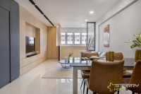 Modern Resale 4-Room HDB by Starry Homestead Pte Ltd