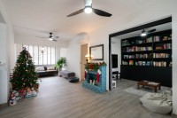 Country Resale 5-Room HDB by Design 4 Space Pte Ltd