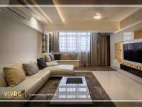 Modern Resale Executive HDB by Vivre Creative Design Pte Ltd