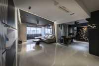 Modern Resale 5-Room HDB by Vivre Creative Design Pte Ltd