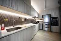 Scandinavian Resale 5-Room HDB by Vivre Creative Design Pte Ltd