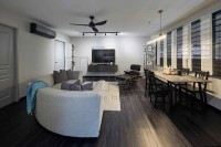 Contemporary Resale 4-Room HDB by The Interior Lab Pte Ltd