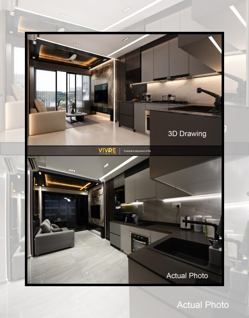 Vivre Creative Design Pte Ltd