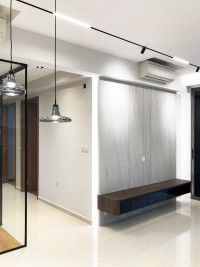 Contemporary New Condominium by Sky Creation