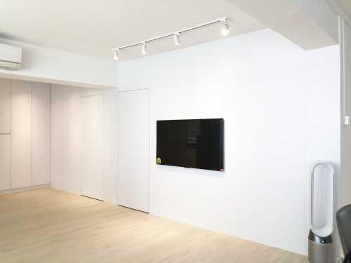 Minimalist Resale 3-Room HDB by Sky Creation