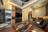 Industrial Resale 4-Room HDB by Design 4 Space Pte Ltd