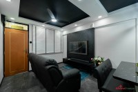 Contemporary Resale 3-Room HDB by Areana Creation Pte Ltd