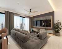 Contemporary New Condominium by Invicta Interior Pte Ltd