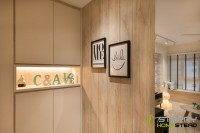 Scandinavian New 5-Room HDB by Starry Homestead Pte Ltd