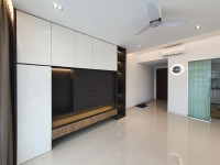 Minimalist New Condominium by Sky Creation
