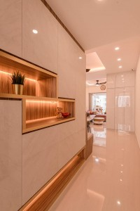 Contemporary New Condominium by Letz Interior