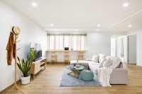 Minimalist Resale 5-Room HDB by U-Home Interior Design Pte Ltd