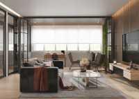 Modern Resale 5-Room HDB by Mr Designer Studio