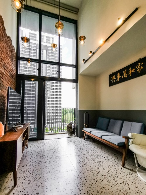 Eclectic Resale 4-Room HDB by Elysian Design & Renovation
