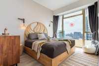 Scandinavian Resale Condominium by Livspace