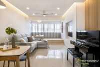 Scandinavian Resale 5-Room HDB by Starry Homestead Pte Ltd