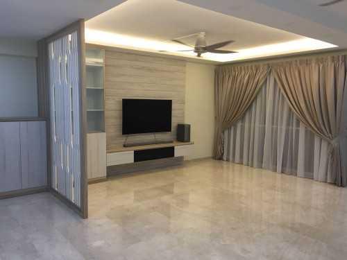 Modern Resale 4-Room HDB by Defong Interior Design