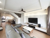Minimalist Resale Executive HDB by Sky Creation