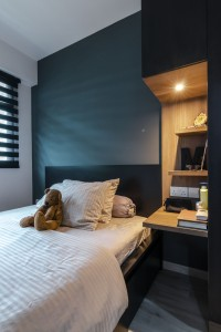 Modern New 3-Room HDB by 9 Creation Pte Ltd