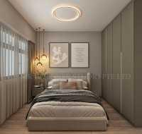 Minimalist New 4-Room HDB by Mr Designer Studio