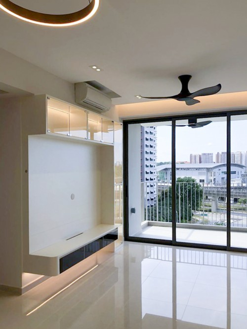 Modern New Condominium by Sky Creation