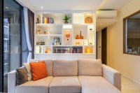 Modern New Condominium by Design 4 Space Pte Ltd