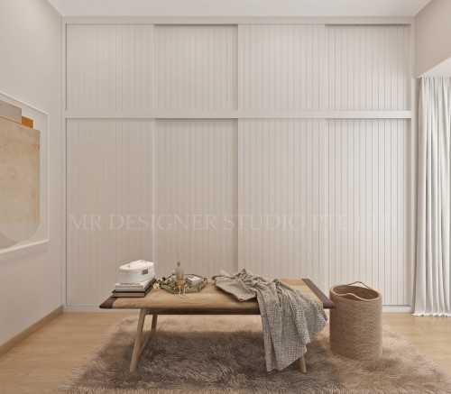 Scandinavian Resale Condominium by Mr Designer Studio