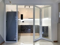 Minimalist New 4-Room HDB by Sky Creation