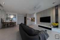 Scandinavian Resale 5-Room HDB by Space Atelier Pte Ltd